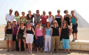 Égypte : Un éductour pour stimuler le réflexe Vacances Transat