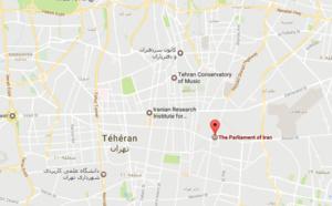 Iran : 2 fusillades à Téhéran, au moins 7 morts et des blessés