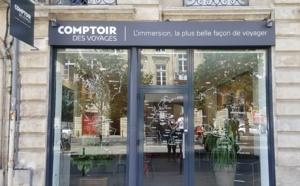 Nouvelle agence de Bordeaux : Comptoir des Voyages se rapproche de ses clients (vidéo)