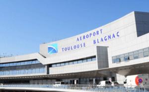 Aéroport de Toulouse-Blagnac : le trafic décolle de 12,9 % en mai