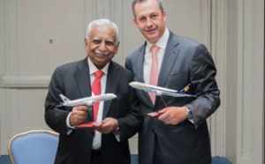 Jet Airways et Aeromexico se rapprochent