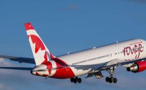 Air Canada Rouge inaugure son vol Marseille - Montréal