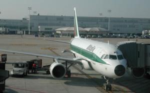 Alitalia : le grand retour sur la ligne Nice/Rome