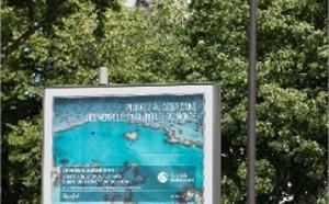 Tourism Australia lance une campagne d'affichage à Paris