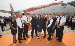 easyjet prend livraison de son premier A320neo