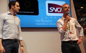 Viva Technology : SNCF lance sa nouvelle application sociale TGV Connect U (Vidéo)