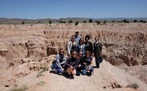 Sept tour-opérateurs français sur les routes du Nevada