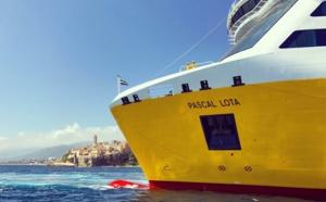Corsica Ferries met en service le Pascal Lota, 13e navire de sa flotte