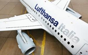 Lufthansa Italia : 500 000 passagers transportés depuis le lancement