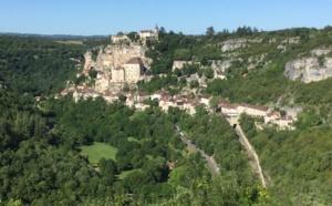I. Rocamadour : vertige à flanc de colline