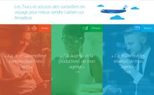 Aérien : Amadeus crée une plateforme d'échanges entre agences de voyages