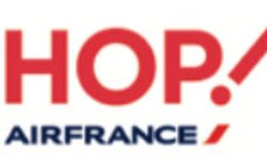 Hop ! Air France : vols Rouen-Lyon dès le 28 août 2017