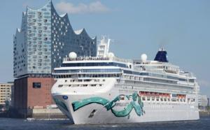 """Relooké, le """"Norwegian Jade"""" fait son come back en Europe"""