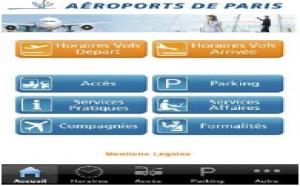 Aéroports de Paris lance une application pour l'iPhone