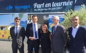 Roadshow : Carrefour Voyages se met en route !