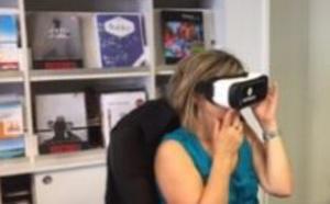 Hurtigruten forme les agents de voyages avec des casques de réalité virtuelle