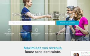 Conciergerie : Welkeys lève 700 000 euros