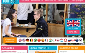 """Ile-de-France : coup d'envoi de l'opération """"Do You Speak Touriste ?"""""""
