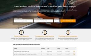Groupito fait le lien entre les organisateurs de voyages de groupes et les transporteurs