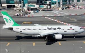 Mahan Air annonce 40 000 passagers entre Paris et Téhéran