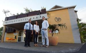 Réunion : la famille Verlaine rachète le Tropic Appart'Hôtel