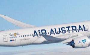 Air Austral : 54 631 passagers en un an sur Paris-Mayotte