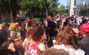 TUI France : une centaine de salariés mobilisés devant le siège