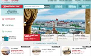 Intermèdes lance un nouveau site Internet