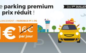 Aéroport Marseille Provence : parkings P1 et P6 disponibles sur l'AMP Store
