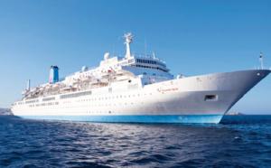 Celestyal Cruises : le contrat d'affrètement du Thomson Spirit prolongé jusqu'en 2018