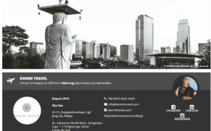 Corée du Sud : Danim Travel arrive sur DMCMag