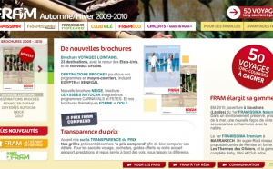 FRAM lance ''Voyages Lointains'', une brochure long-courriers