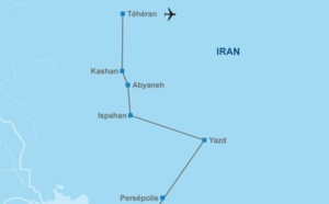Travel Europe lance une production sur l'Iran en 2018