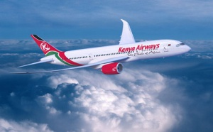 Paris/Nairobi : Kenya Airways passe à 5 vols directs par semaine