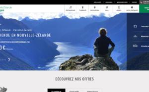 Nouvelle-Zélande Voyages met en ligne un nouveau site Internet et offre 5 % de réduction