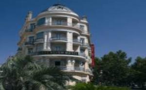 Cannes : rénovation du ''boutique hôtel'' Cavendish