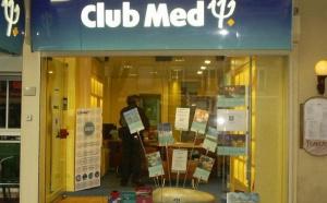 Club Med : baisse du chiffre d'affaires de 12,5% au 3ème trimestre