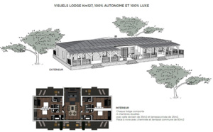 Km127 : un domaine hôtelier de luxe 100% autonome en Normandie début 2019 ?