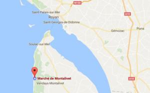 Gironde : un chauffard fonce dans le marché de Montalivet