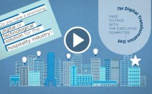 NH Digital Transformation Day : NH Hotel Group ouvre ses portes aux entreprises du numérique
