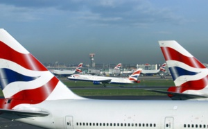 Paris Orly : British Airways transfère ses vols de Londres Heathrow vers London City