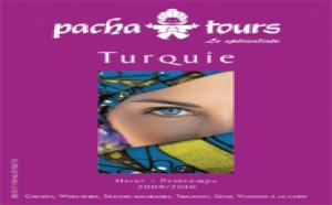 Pacha Tours : Antalya en vols spéciaux de Paris et de Nantes cet hiver