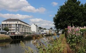 Bretagne : balade en kayak de Bénodet à Quimper, au fil de l'Odet
