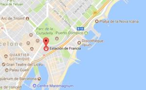 Barcelone : des dizaines de blessés dans un accident de train