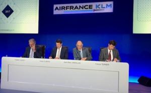 """Air France-KLM : le partenariat avec Delta et China Eastern est """"inédit dans le transport aérien"""""""