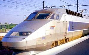 La SNCF : l'enveloppe des commissions AGV en très nette baisse en 2009