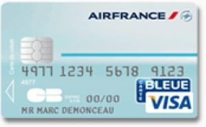 Air France lance sa carte Visa internationale
