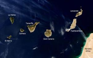 Iles Canaries : pas de fermeture des plages en raison de microalgues
