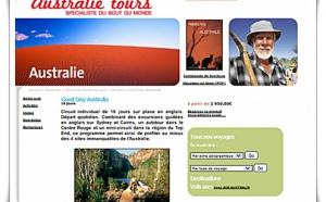 """Travel & Co : """"Australie Tours restera distribué par les agences"""""""