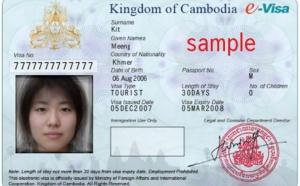 Visa électronique : le Cambodge réduit le nombre de points d'entrée